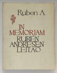 Ruben A. - In memoriam