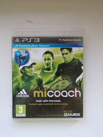 Micoach Move PS3 Playstation 3