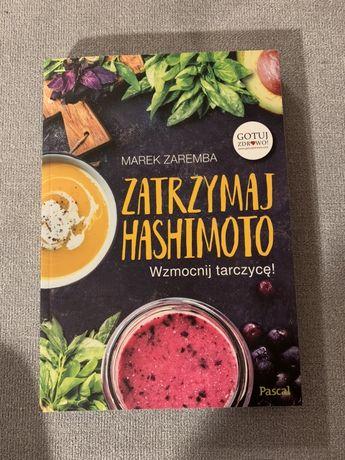 """Książka """"zatrzymaj hashimoto"""""""