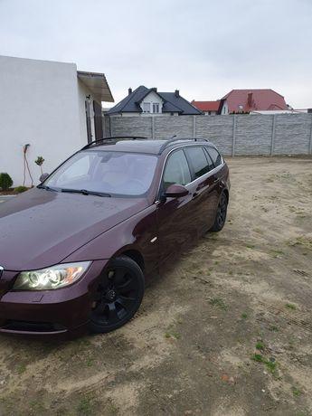 BMW e91 325d 250 km Bogate Wyposazenie