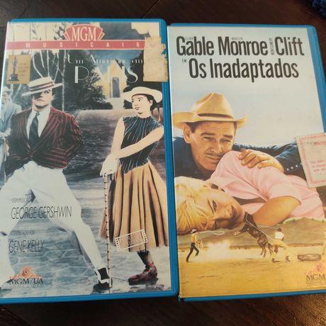Filmes VHS, classicos