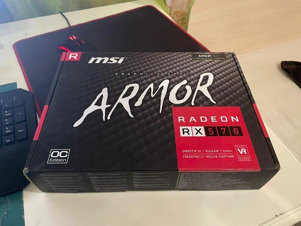 Видеокарта rx570 8GB