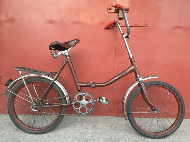 велосипед салют десна аист