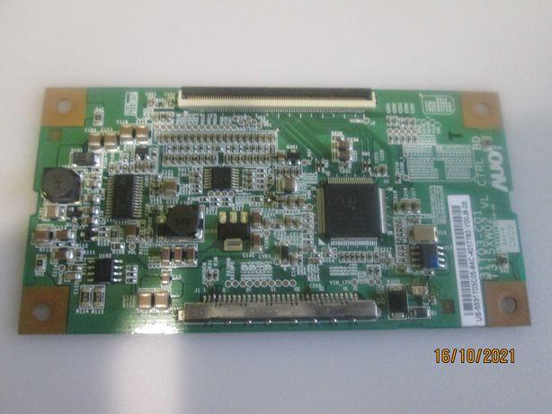 Плата T-CON T315XW02 для телевизора Samsung Le32A451