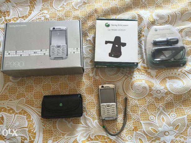 Sony Ericsson P990i com bonus