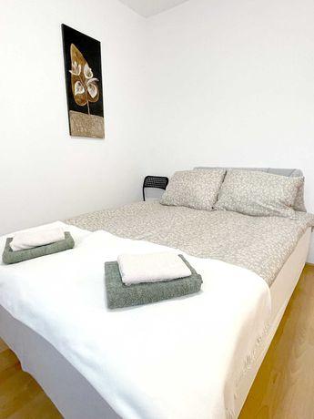 KOŁOBRZESKA Apartament w Gdańsku 2 pokoje 2-6os darmowy parking