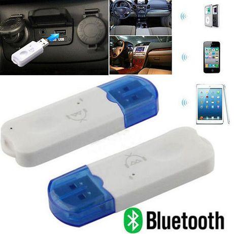 Bluetooth USB Ресивер аудио приемник адаптер