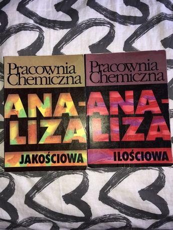 Pracownia Chemiczna Analiza Ilościowa i Analiza Jakościowa