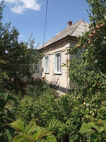 Кирпичный дом в Синельниково