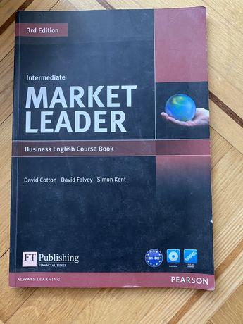 Ksiazka market leader