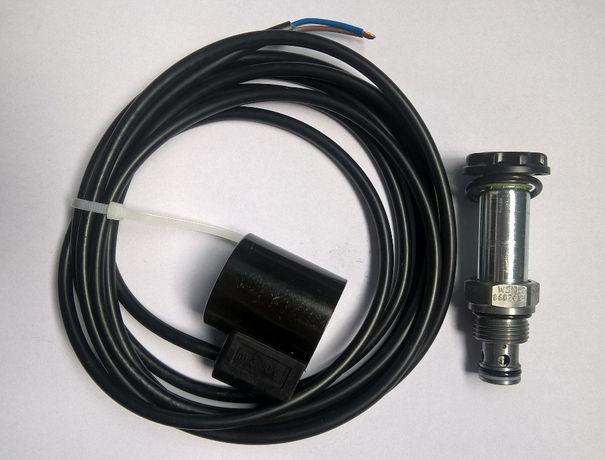 Электромагнитный клапан одиночного/двойного действия, гидроборт