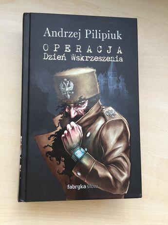 Pilipiuk-Operacja Dzien Wskrzeszenia
