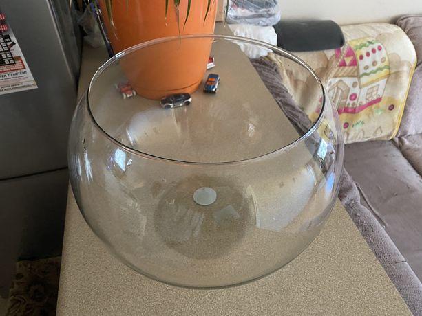Kula szklana dla rybek