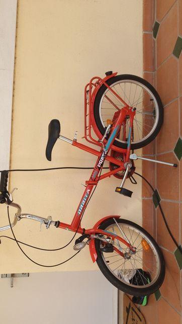 Bicicleta Orbita Dobrável