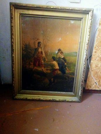 Картина под старину