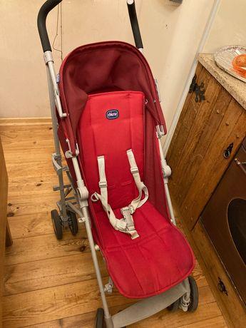 Wózek spacerówka firmy chicco!