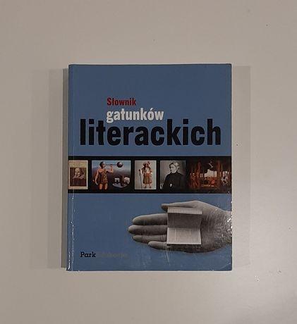 Słownik gatunków literackich. Do matury! Paczkomat gratis!