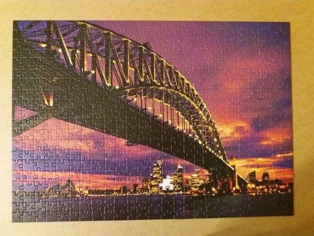 Puzzle Trefl 500 Harbour bridge, Sydney [37103]