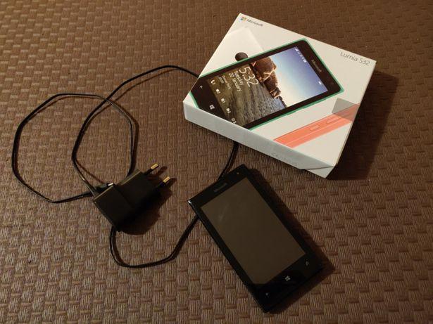 Vendo telemóvel Nokia Lumia 532 livre de operador.