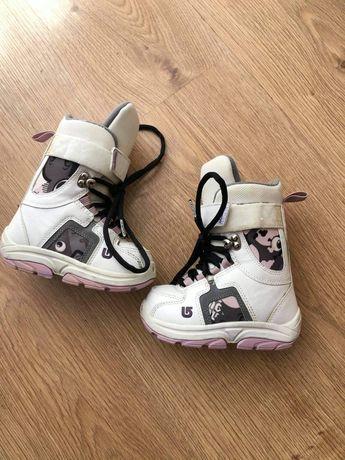 Burton buty dzieciece Snowboardowe