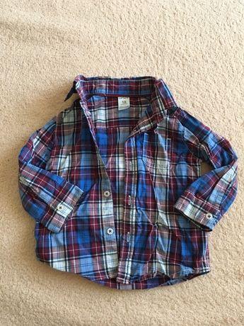Рубашка Carter's,18м