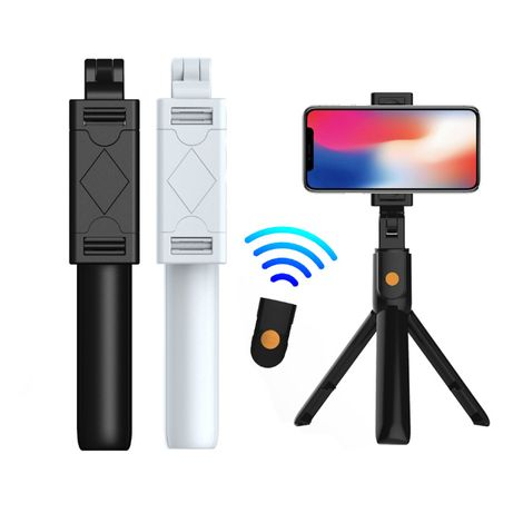 Kijek Selfie Stick Tripod Pilot Bluetooth