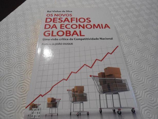 Os Novos Desafios da Economia Global de Rui Vinhas da Silva