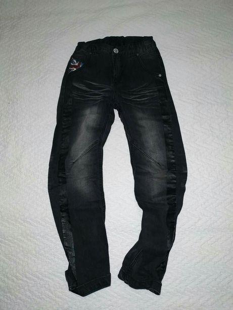 Spodnie jeans. Rozmiar 140. KappAhl.
