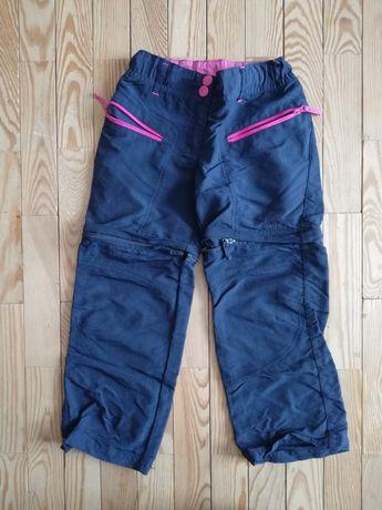 Spodnie trekkingowe dziecięce 110