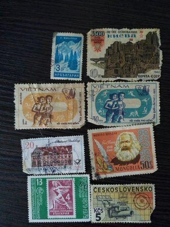 Продам колекционные марки