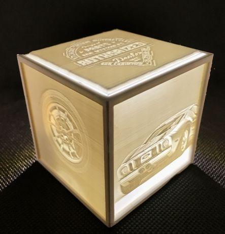 Cubo magico impressão 3D