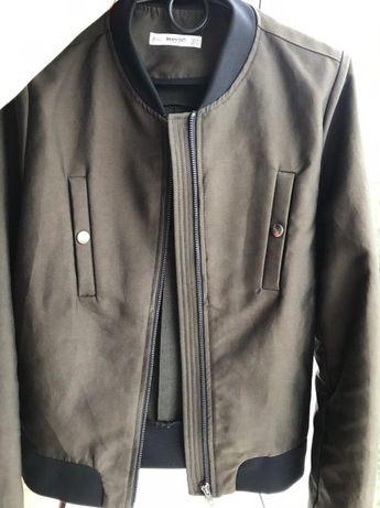 Куртка фирмы MANGO