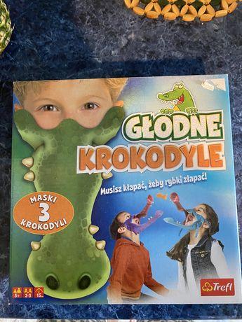 Gra głodne krokodylki