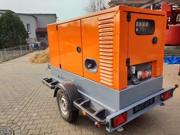 Wynajem agregaty prądotwórcze na kołach i inne Rawicz Leszno Gostyń