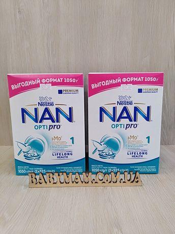 Молочная смесь NAN Optipro 1,2,3,4 молочна суміш НАН, Nestogen