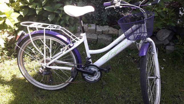 Rower dla dziewczynki 10 letniej