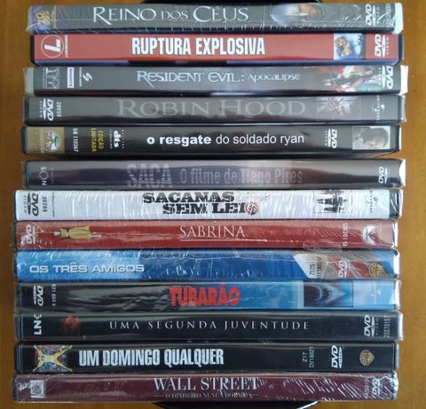 Lote DVDs 1