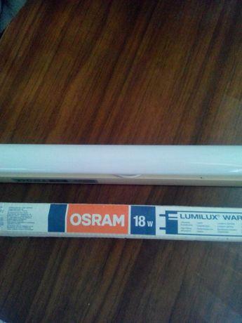 Лампа люминесцентная энергосберегающая