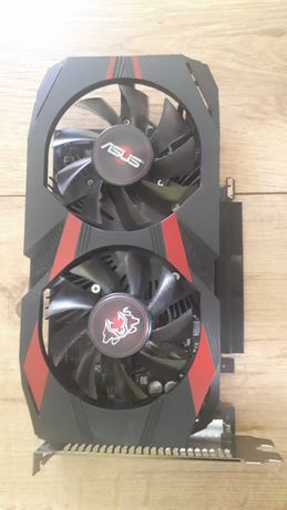Rezerwacja: Karta graficzna Asus GeForce GTX 1050Ti Cerberus OC 4GB