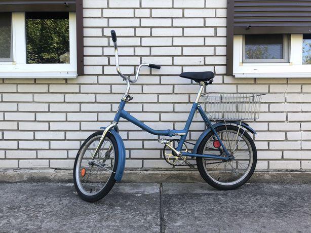 Велосипед раскладной ММВЗ СССР