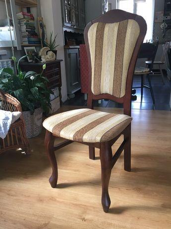 Krzesło krzesła drewniane klasyczne drewno