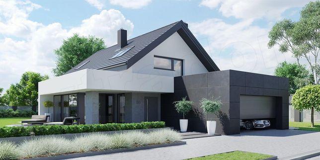 Projekt budowlany HomeKoncept 56