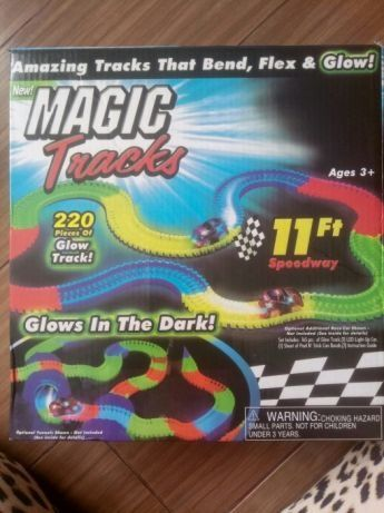 Magic Glow Tracks