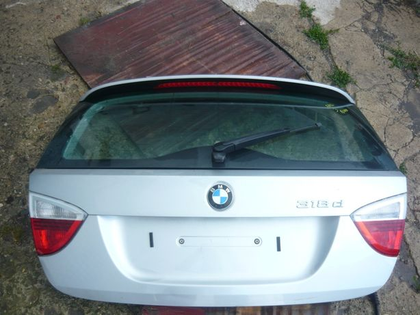 BMW 3 E91 KLAPA TYŁ Klapa Bagażnik