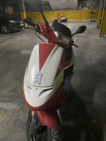 Peugeot speedake 50cc