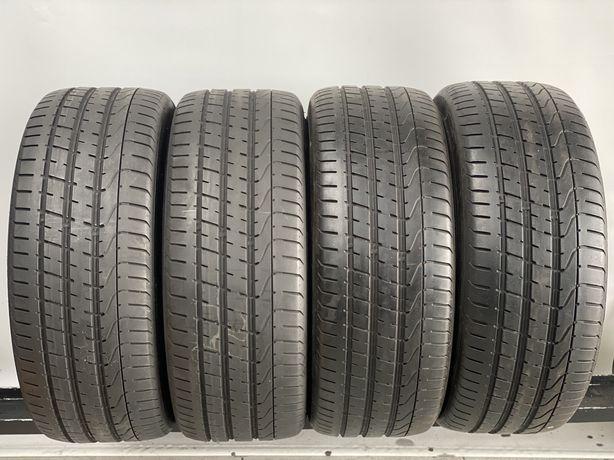 4x 255/40/21 Pirelli PZero / 6mm 2015r / KOMPLET / WYSYŁKA