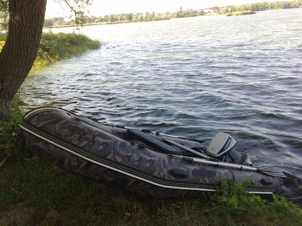 Лодка ПВХ с мотором Парсун ТЕ 15 ВМ