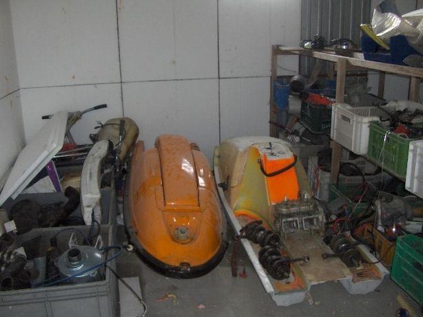 skuter wodny kawasaki 750 stojak skorupa