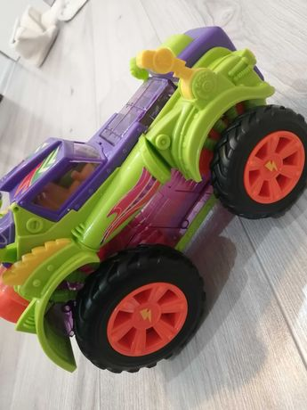 Monster truck super zings