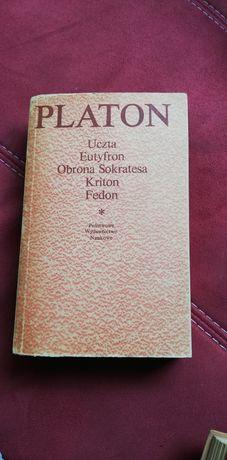 Platon Uczta, Eutyfron, Kriton, Fedon, Obrona Sokratesa
